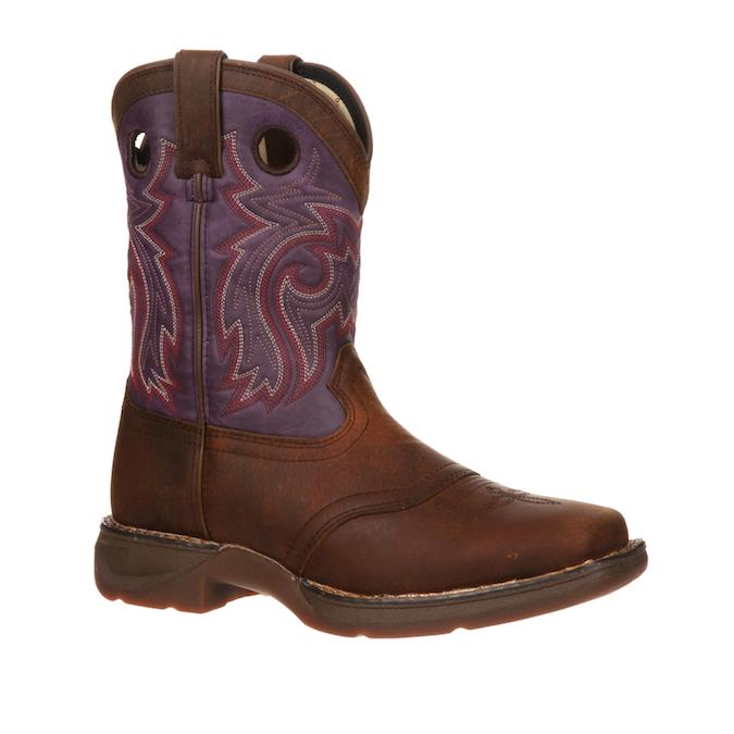 DWBT043 Kid's Durango Saddle Cowboy Boot